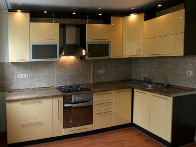 Кухня №6 (ALVIC luxe)