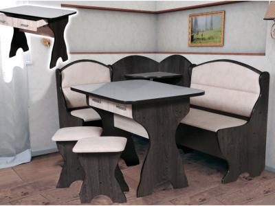 Кухонный уголок «Комфорт» 1,1*1,5